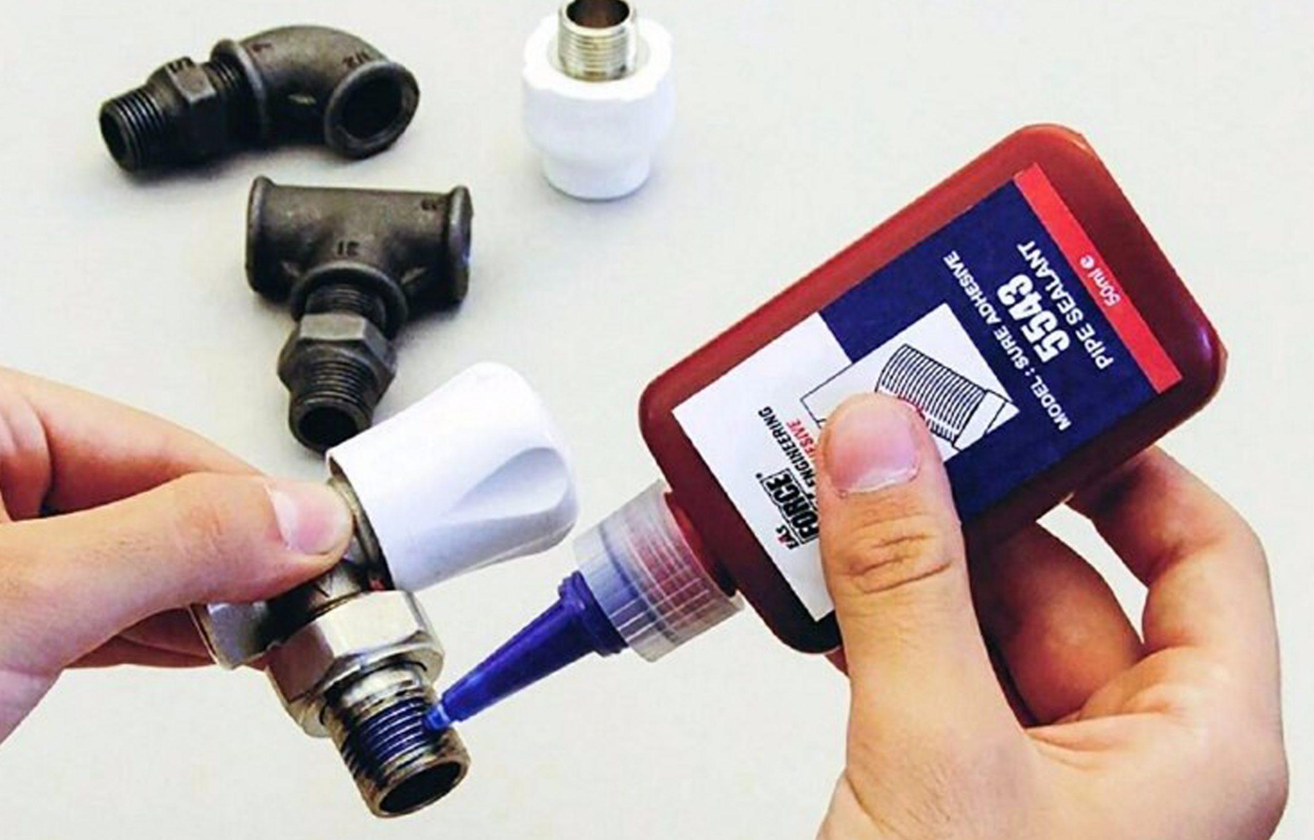 انتخاب شما برای آب بندی لوله و اتصالات چیست؟