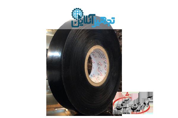 نوار سیاه لوله خطی آدرین شیمی سایز 2 اینچ p20020