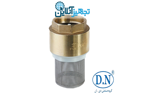 شیر خودکار سوپاپی برنجی (سنگین) DN-30F سایز 1 اینچ دی ان