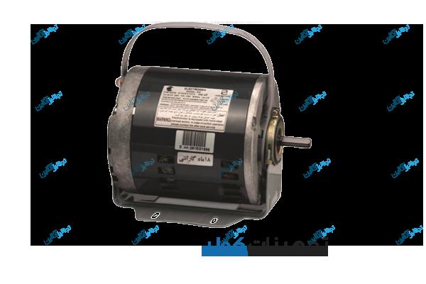 الکتروموتور کولری خازن دار 1/3 , 1/2 , 8/4  HP تیپ CL132 الکتروژن