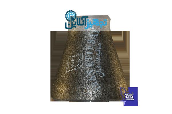 تبدیل جوشی مانیسمان  سایز 2*3  اینچ برند ایران اتصال