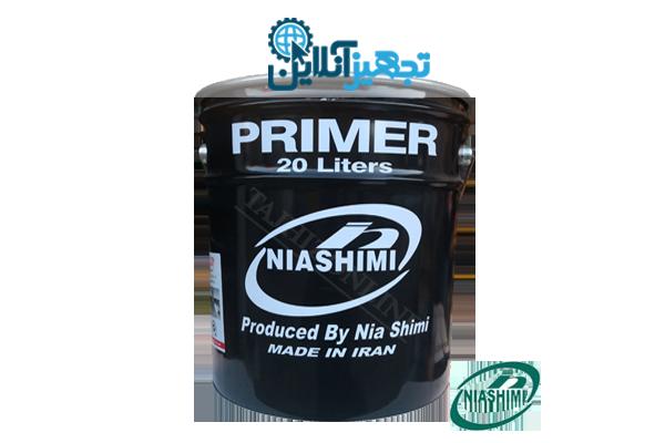 چسب پرایمر 20 لیتری نیاشیمی NSP27